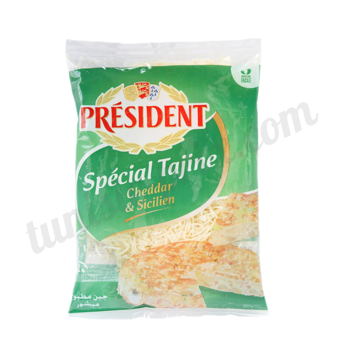 Fromage r p sp cial tajine pr sident 120g tunisie for Fromage en special