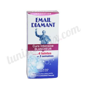Dentifrice Cure Intensive Blancheur Email Diamant 50ml