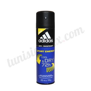 Déodorant Cool Dry 72h adidas 200ml
