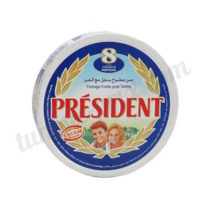 Fromage triangle Président 8 portions