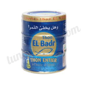 Lot 3 thons entiers el Badr