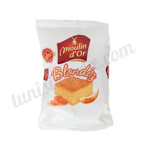 Blondiz caramel Moulin d'Or 55g