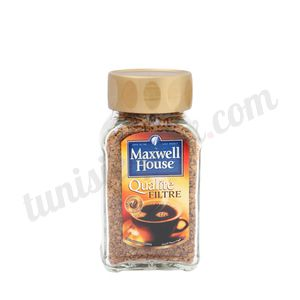 Café soluble Maxwell House 50g