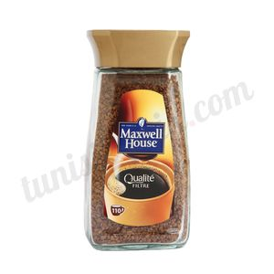 Café soluble Maxwell House 200g