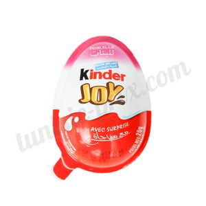 Kinder Joy Girl 20g